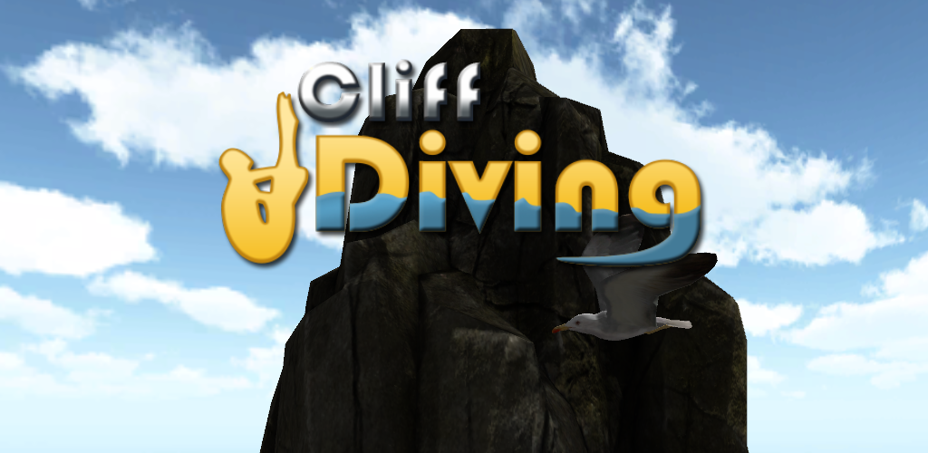 Cliff Diving screen shot